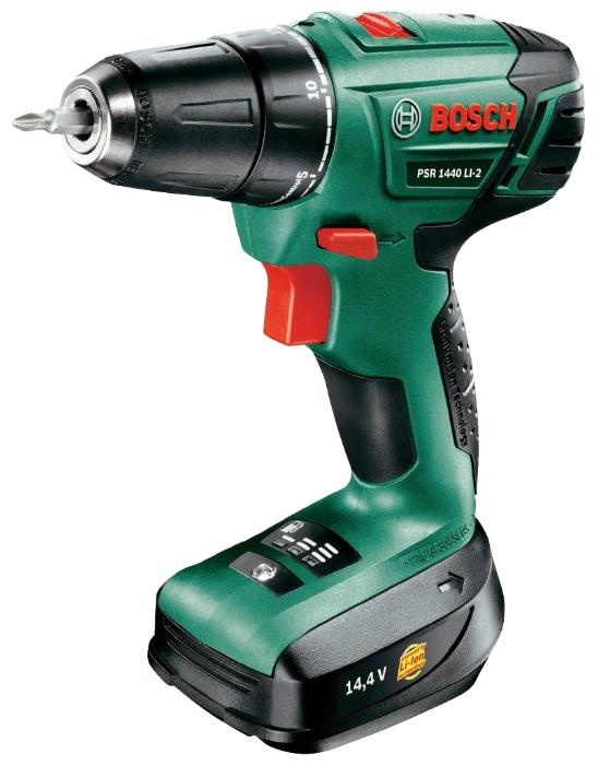 �����-���������� Bosch PSR 1440 LI-2 1.5Ah x2 Case [06039a3021]