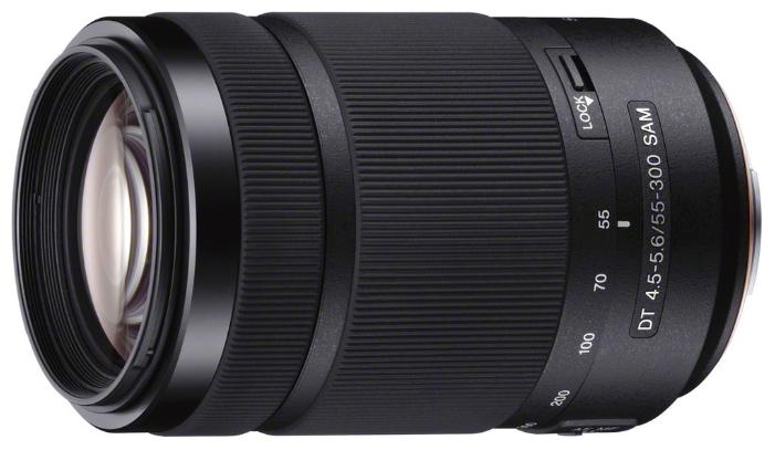 Фотообъектив Sony DT 55-300mm f/4.5-5.6 (SAL-55300) SAL55300.AE