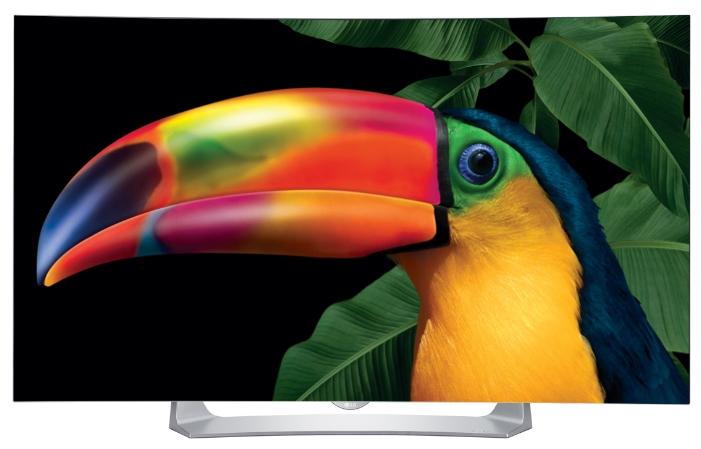 "LG 55EG910V - (55"" (140 см); 1920x1080 • AV, компонентный, SCART, HDMI x3, USB x3, RS-232, Ethernet (RJ-45), Wi-Fi, WiDi, Miracast • поддержка 3D есть, поляризационная технология, конвертация 2D в 3D; DVB-T DVB-T MPEG4; DVB-T2 есть; DVB-S2 есть; DLNA есть)"