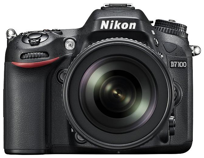 Nikon D7100 KIT (AF-S DX 18-105mm VR) - (24.71 млн, 1920x1080, 6 кадр./сек, 1228800 точек, 3.20 дюйма)