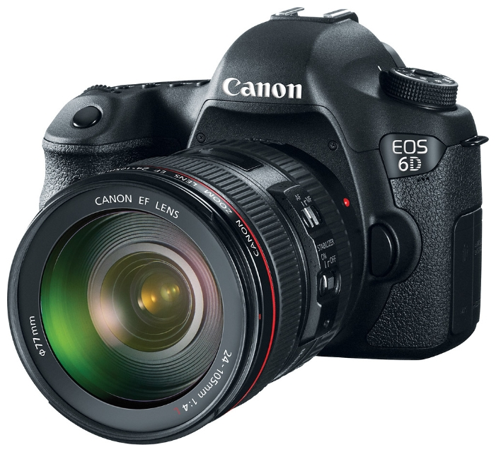 Фотоаппарат Canon EOS 6D WG KIT (24-105mm IS STM) 8035B108
