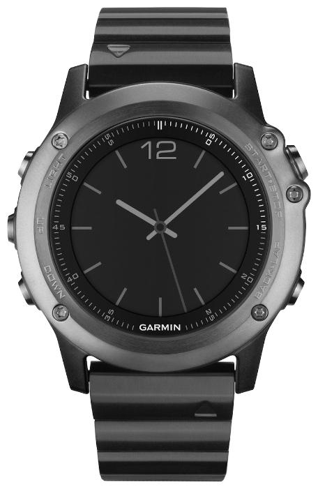 Смарт-часы Garmin Fenix 3 Sapphire (metal) HRM 010-013382