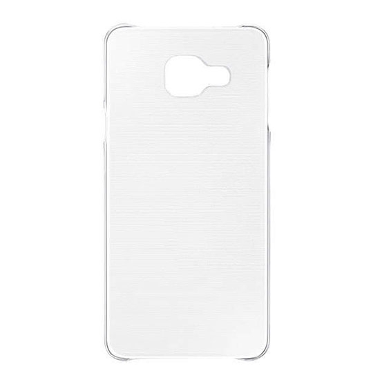 Samsung для Samsung Galaxy J1(2016) Slim Cover, transparent - (защита)