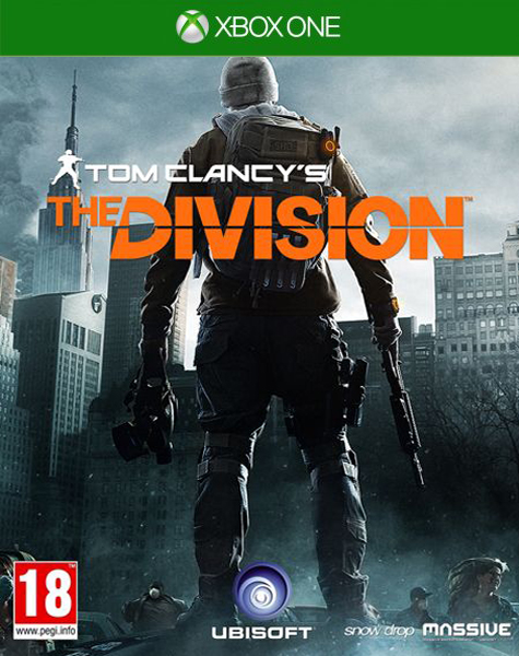 Игра Tom Clancy's The Division Xbox one edition