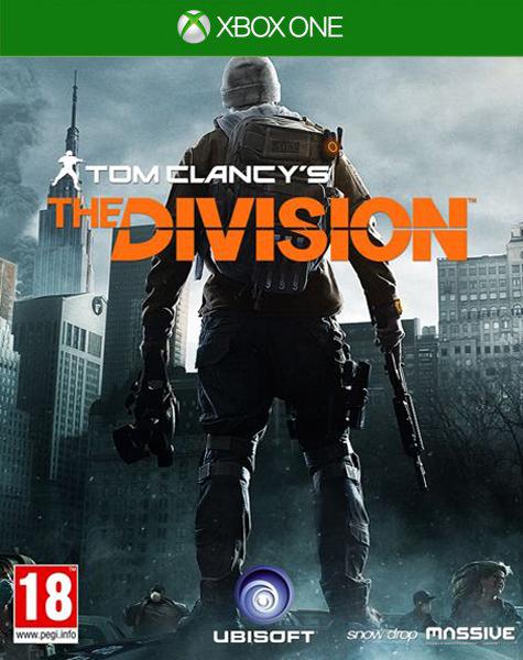 Игра Tom Clancy's The Division Xbox one edition