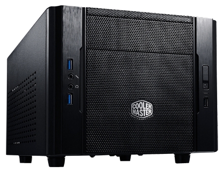 Корпус для компьютера Cooler Master Elite 130 (RC-130-KKN1) w/o PSU Black