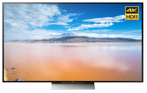 "Sony KD-65XD9305 - (65"" (165 см); 3840x2160 • AV, компонентный, SCART, HDMI x4, USB x3, Ethernet (RJ-45), Bluetooth, Wi-Fi 802.11n, Miracast • поддержка 3D есть, затворная технология, конвертация 2D в 3D; DVB-T DVB-T MPEG4; DVB-T2 есть; DVB-S есть; DVB-S2 есть; DLNA есть)"
