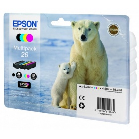 Комплект Epson 26 (4 цвета)