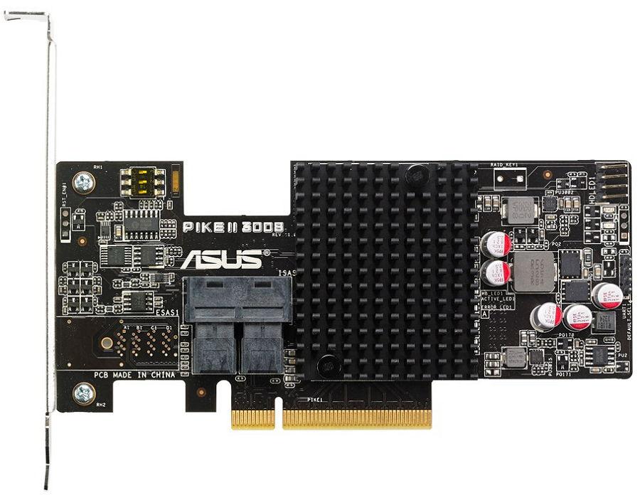RAID-контроллер ASUS PIKE II 3008-8i, 90SC05E0-M0UAY0