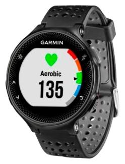 Смарт-часы Garmin Forerunner 235 black 010-03717-55