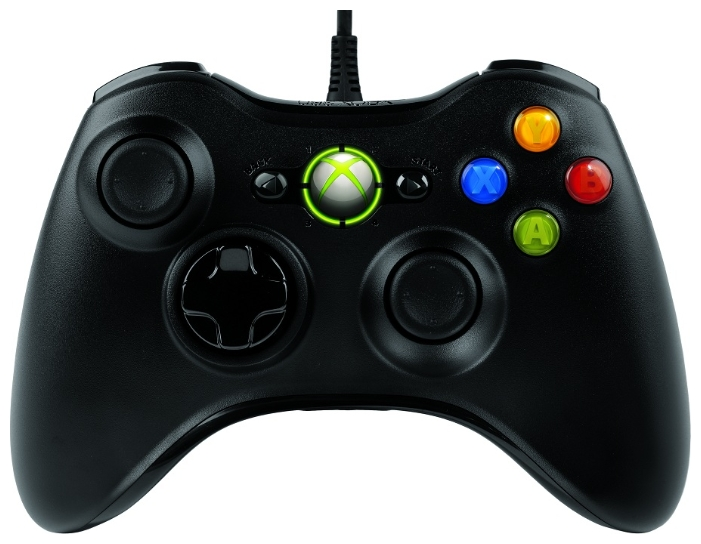 Геймпад Microsoft Xbox 360 Controller for Windows 52A-00005