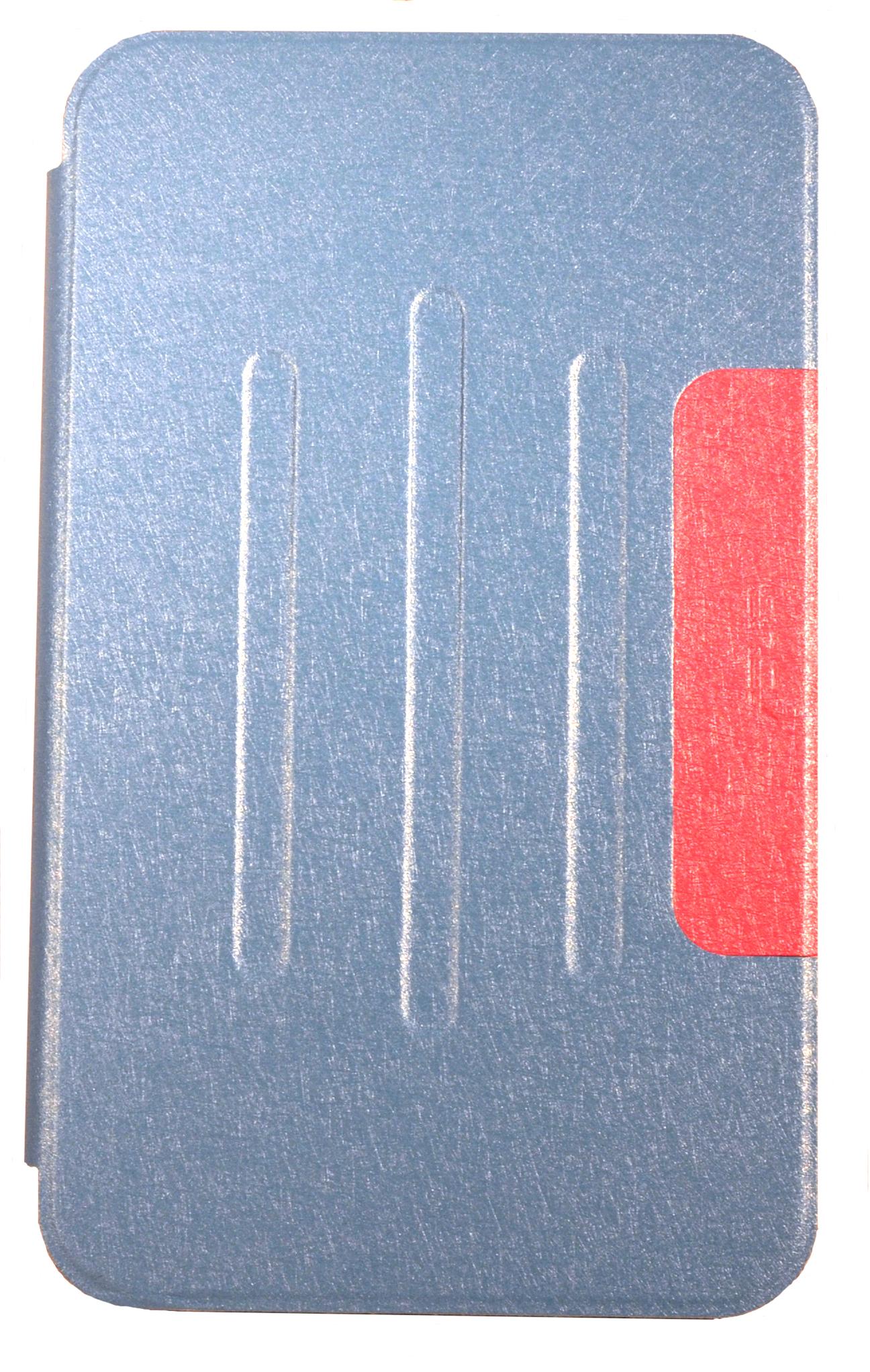 Чехол-книжка Book Cover для ASUS MeMO Pad 8 ME581CL голубой 2000878020795