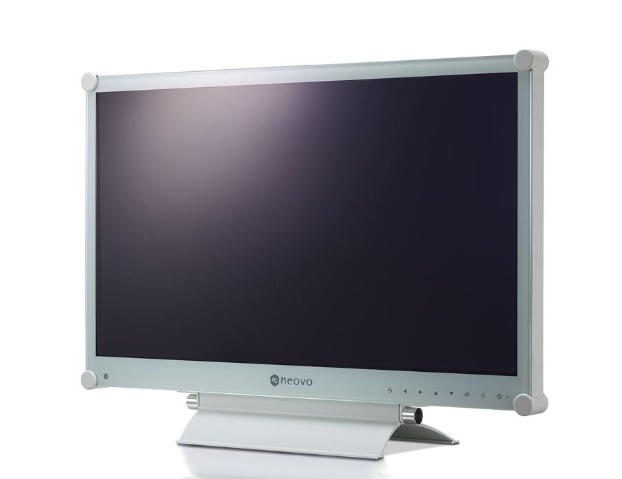 "Neovo X-22 white - (22"", TFT TN, WLED, 1920x1080 (16:9), 300 кд/м2, 2000000:1, 3 мс, 16.7 млн. цветов, стереоколонки (2x2 Вт), DVI-D (HDCP), HDMI, VGA (D-Sub), композитный, S-Video)"