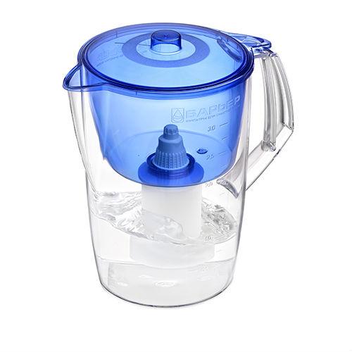 Фильтр для очистки воды Барьер-Лайт, blue К42480