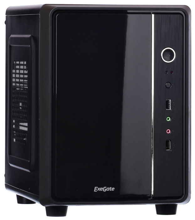 microATX Exegate CB-563 450W, black 275274