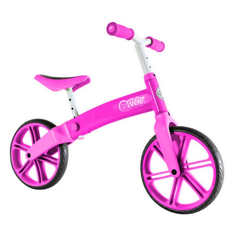 Y-Bike Y-volution Y-Velo pink - от 2 лет
