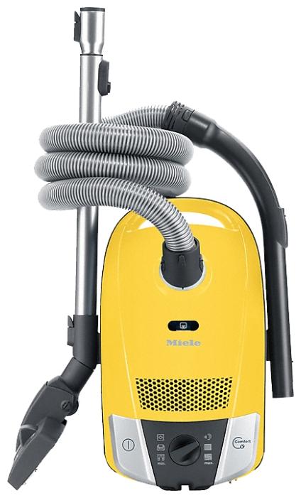 Пылесос с пылесборником Miele SDAB0 Compact C2 Yellow