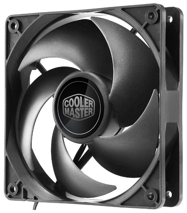 Вентилятор корпусной Cooler Master Silencio FP 120 PWM (R4-SFNL-14PK-R1)