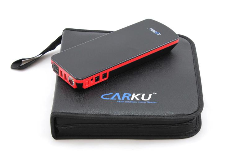 Carku E-Power 21 - 18000 мАч; отдача 300 А; отдача (макс.) 600 А. Назначение: общего назначения, портативное • Совместимость: автомобильная