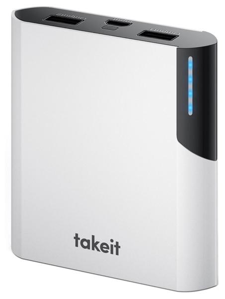 �������������� ������� Takeit Rock 10400 White