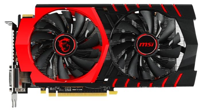 ���������� MSI Radeon R7 370 1050Mhz PCI-E 3.0 2048Mb 5700Mhz 256 bit 2xDVI HDMI HDCP (R7 370 GAMING 2G)