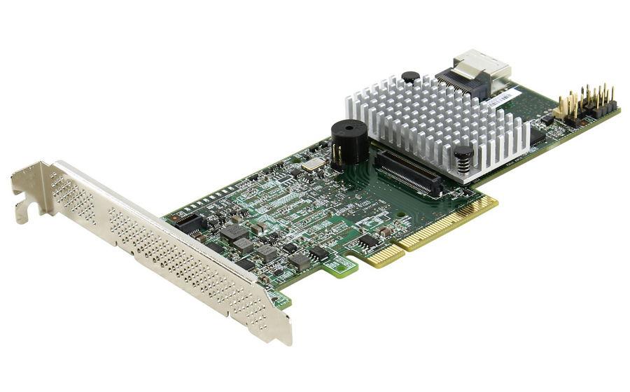 RAID-контроллер LSI Logic MegaRAID SAS 9271-4i SGL (LSI00328)