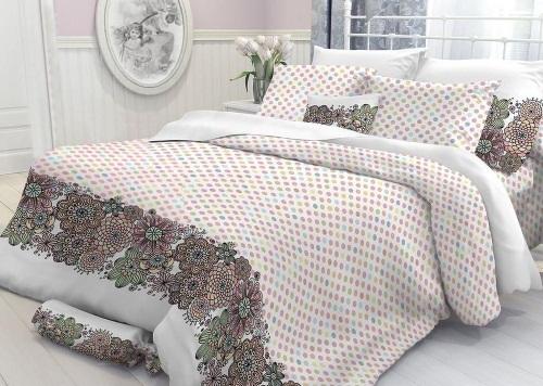 Комплект постельного белья Verossa Константе Nura (евро) 177937