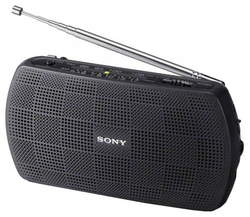 ������������ Sony SRF-18B, black