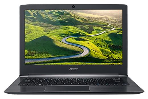 Acer Aspire S5-371-53P9 (NX.GCHER.004) - (Intel Core i5 6200U / 2.30 - 2.80 ГГц. Экран 13.3 дюймов, 1920x1080, широкоформатный TFT IPS. ОЗУ 8 Гб LPDDR3. Накопители SSD 256 Гб; DVD нет. GPU Intel HD Graphics 520. ОС Win 10 Home)