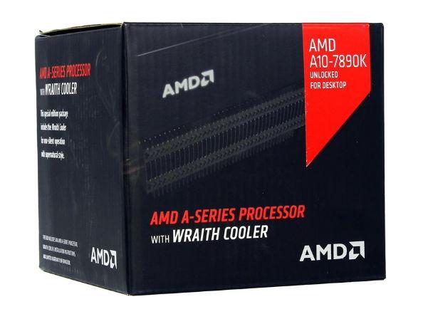 Процессор AMD A10-7890K Godavari (FM2+, L2 4096Kb), BOX AD789KXDJCHBX