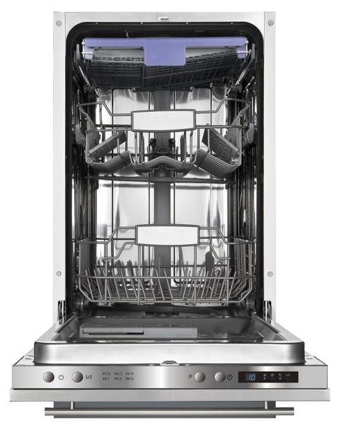 Встраиваемая посудомоечная машина Midea M45BD-1006D3 Auto