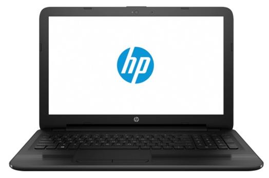 HP 250 G5 W4N51EA black - (Intel Core i3 5005U 2000 МГц. Экран 15.6 дюймов, 1366x768, широкоформатный. ОЗУ 4 Гб DDR3L 1600 МГц. Накопители SSD 128 Гб; DVD-RW, внутренний. GPU Intel HD Graphics 5500. ОС Win 10 Home)