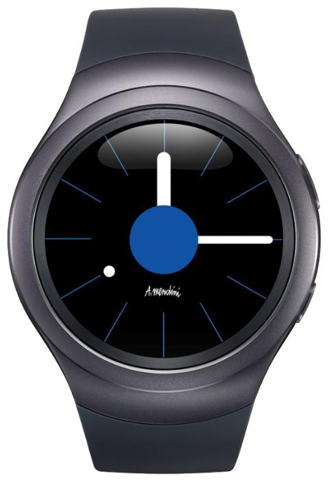 Смарт-часы Samsung GEAR S2 Sports Black SM-R7200ZKASER
