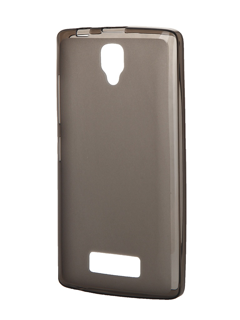 ����� skinBOX silicone case 4People ��� Lenovo A2010 Brown