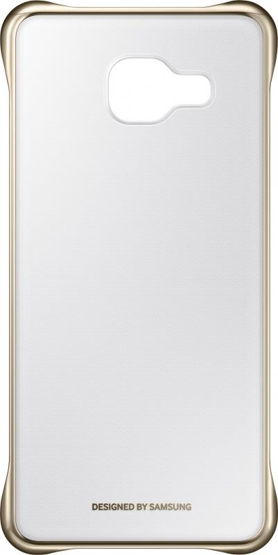����� Samsung ��� Samsung Galaxy A3 (2016) Clear Cover gold