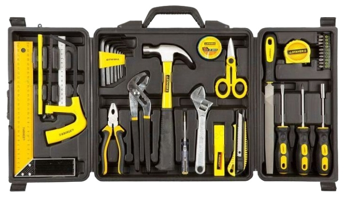 Набор инструментов STAYER 22055-H36 (36 предметов)
