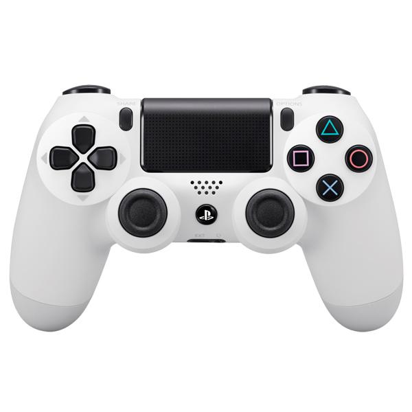 Геймпад SONY Dualshock 4 (CUH-ZCT1E), White 50881693