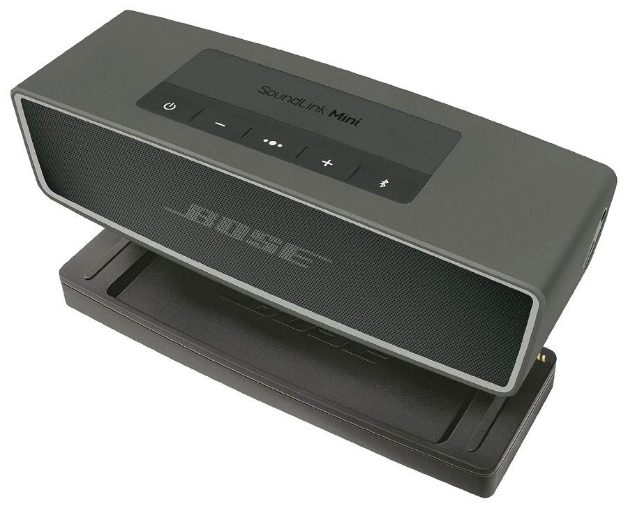 Bose SoundLink Mini II, Black - стерео; питание - от аккумулятора или от бытовой электросети; эл.питания - Li-Ion аккумулятор SoundL