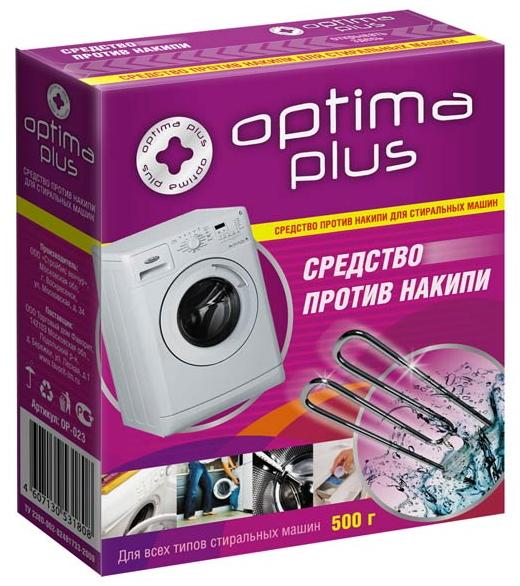 Средство от накипи Optima Plus OP-023