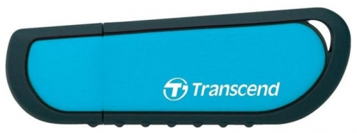 Флешка Transcend JetFlash V70 32Gb, Blue TS32GJFV70