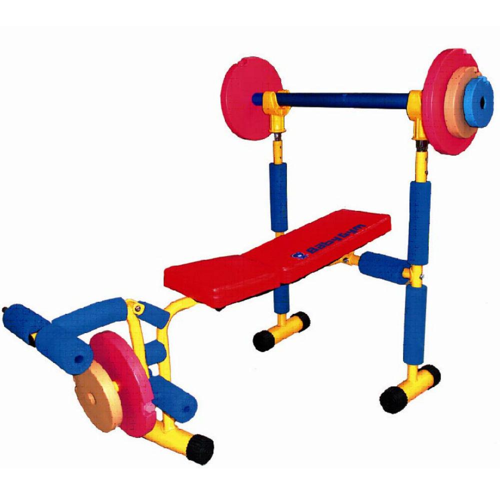 Baby Gym LEM-KWB001, multicolor