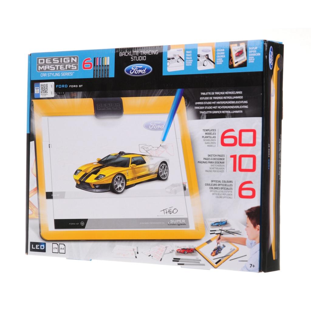 Дизайн-студия Ford Design Masters (7019)