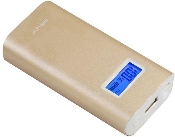 Аккумуляторная батарея PNY PowerPack AD5200 Gold (5200 мАч) P-B5200-4G01-RB