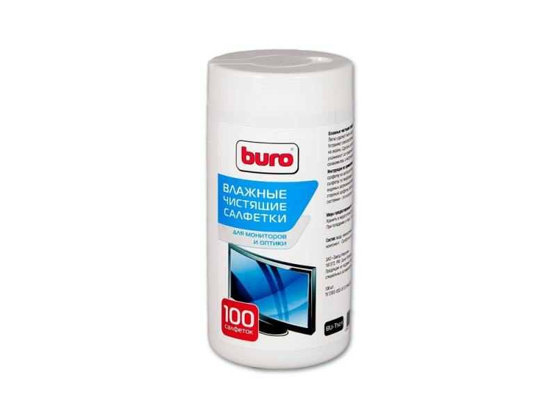 Чистящие салфетки Buro BU-Tscrl