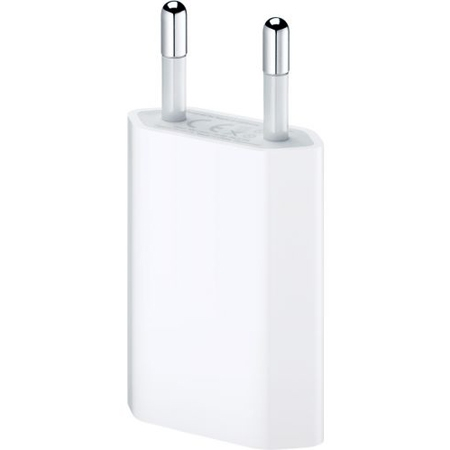 �������� ���������� Apple 5W USB Power Adapter,(MD813ZM/A),white