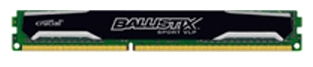 Оперативная память Crucial BLS4G3D1609ES2LX0CEU, 4Gb (DDR3L DIMM, 4Gb, 1600MHz, CL9)