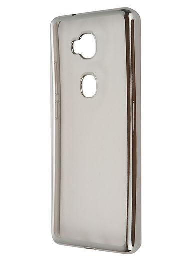 Чехол SkinBox 4People T-S-HH5X-008, Silver