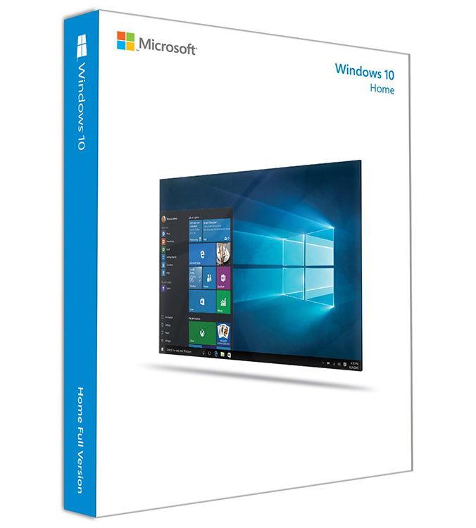 ОС MS Windows 10 HOME 32-бит (OEM) KW9-00166