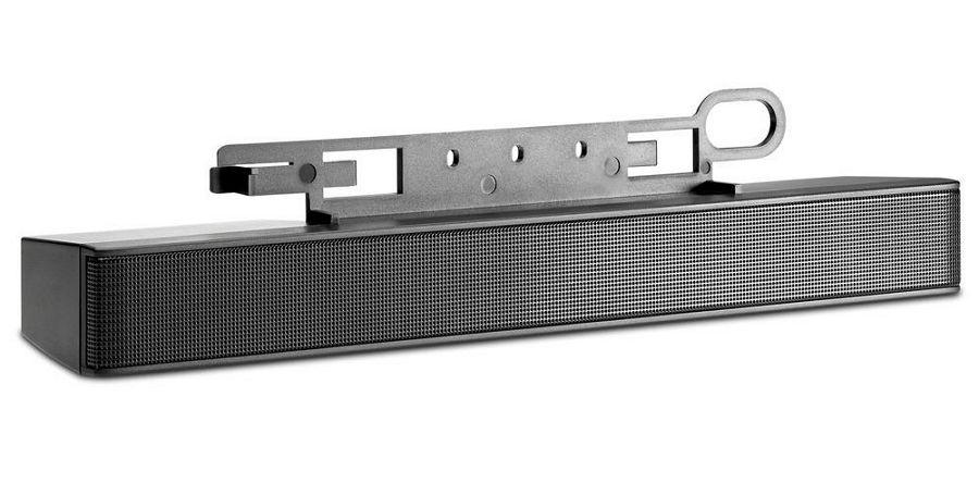 HP H-108 (NQ576AA), для монитора HP - (2 Вт; 200 - 20000 Гц; питание от USB-порта)