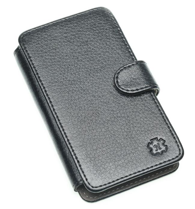 Time Norton для ASUS Zenfone 4 (A400CG), стикер, Black - (для Asus Zenfone 4 (A400CG); 4 дюйма; искусственная кожа, пластик)